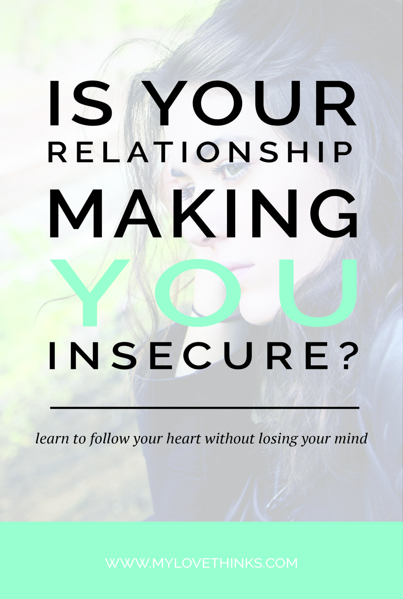Is your relationship making you insecure?
