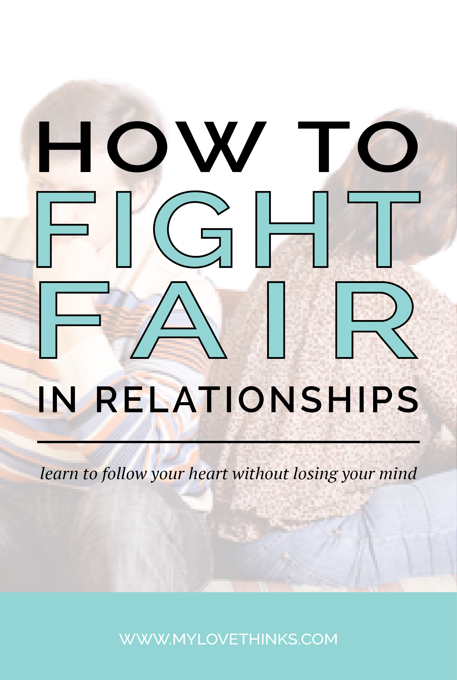 fight fair in relationships
