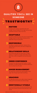 qualities of trustworthiness